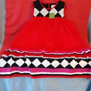 Kate Spade babydoll swing dress sz XL NWT
